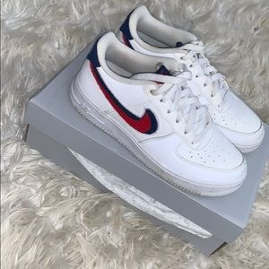 Nike Air Force 1 Low 3D Chenille Swoosh